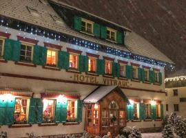 Vitranc Boutique Hotel, hotel in Kranjska Gora