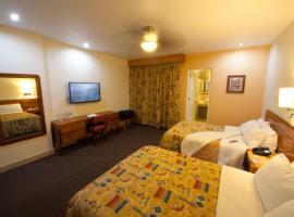 HOTEL PORHE, hotel in Uruapan del Progreso