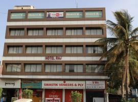 Hotel Raj, отель в Аурангабаде