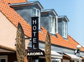Aroma Guesthouse, hotel i nærheden af Sydfyn, Ærøskøbing