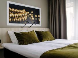 Best Western Hotel Svava, hotel in Uppsala