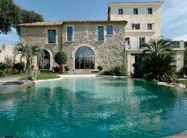 Domaine de Verchant & Spa - Relais & Châteaux, hotel with jacuzzis in Montpellier