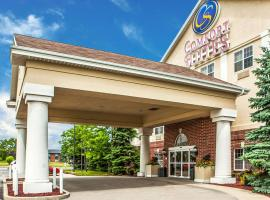 Comfort Suites Milwaukee Airport, hotel near General Mitchell International Airport - MKE,