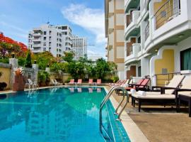 Best Beach Villa, three-star hotel in Pattaya Central