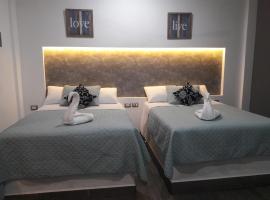Hotel Maria Maria, hotel in Bacalar
