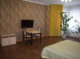 Mini-hotel on Chapayeva 3, hotel in Nizhnevartovsk