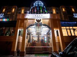 Almaty Grand Erbil Hotel, hotel near Almaty 1 Train Station, Almaty
