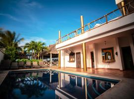 Hotel Boutique Skulls Landing, hotel en Isla Mujeres