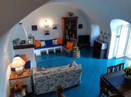 Casa Belvedere, villa in Sorrento