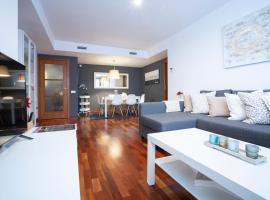 Apartamento Camp Nou 101, hotel in Hospitalet de Llobregat