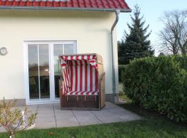 Beautiful Holiday Home with Sauna in Kuhlungsborn near Sea, holiday home in Kühlungsborn