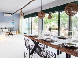 Seafront - Villa Melani, accommodation in Mytilini