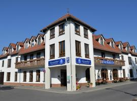 Hotel Spreewaldeck, hotel in Lübbenau