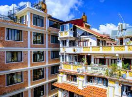 Kathmandu Boutique Hotel, отель в Катманду