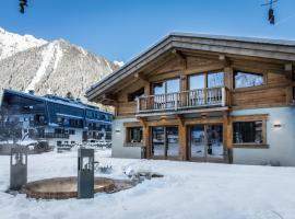 Chalet Seren, chalet i Chamonix-Mont-Blanc