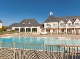 Résidence Pierre & Vacances Green Beach, hotel in Port-en-Bessin-Huppain