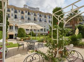Residence le Mediterranée, hotel in Saint-Raphaël