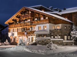 Himmlhof, hotel in Sankt Anton am Arlberg