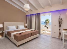 Onar Corfu Aparts & Studios, hotel in Ýpsos