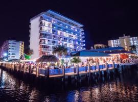 Sands Harbor Resort and Marina, hotel in Pompano Beach