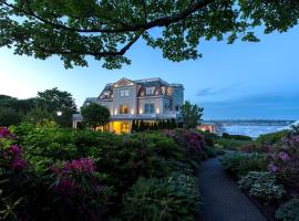 The Chanler at Cliff Walk, hotel in Newport