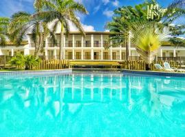 Apartamento 3 Quartos Tree Bies Resort Subauma, resort in Subaúma