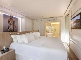 Best Western Premier Arpoador Fashion Hotel, hotel no Rio de Janeiro