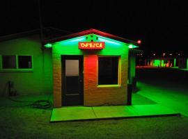 Motel 66, motel in Barstow