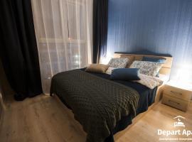 Depart ApartHotel Open Space In Bolshoy, hotel in Krasnodar