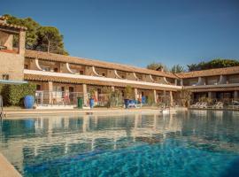 La Côte Bleue, hotel in Bouzigues