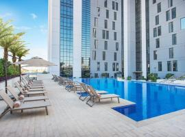 Hampton By Hilton Dubai Airport, hotel near Sharjah Aquarium, Dubai