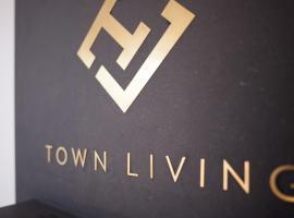 Hotel Town Living, hotel i Ringkøbing