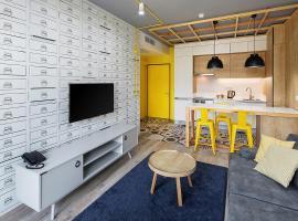 Coordinat Suits, appartement in İzmir