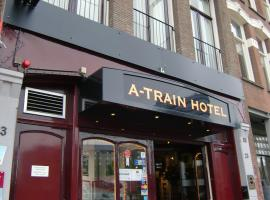 A-Train Hotel, hôtel à Amsterdam près de: Point de vue A'DAM Lookout