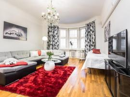 Go Happy Home Apartments, apartement Helsingis