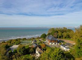 Les Cottages d'Annie, hotel near Deauville - Normandie Airport - DOL,