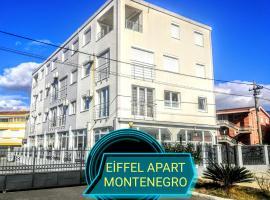 Eiffel Apart, apartman u Baru