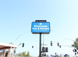 Riverside Inn & Suites Santa Cruz, hotel in Santa Cruz