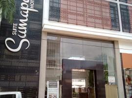 Suite Sumapaz Hotel, hotel en Melgar