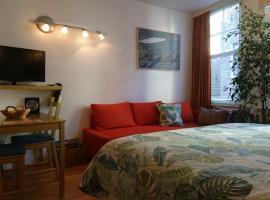Huis Roomolen, budget hotel in Amsterdam