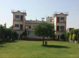 HOSPITALITY INN GOA, hotel with pools in Old Goa