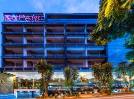 Hotel Du Parc, hotel near The Dancer's Park, Medellín