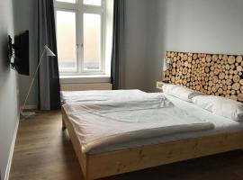 Zimmervermietung Ahrensböker Hof, Hotel in der Nähe von: Hauptbahnhof Plön, Ahrensbök