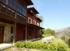 El interior de Gaia, vacation rental in Arriondas