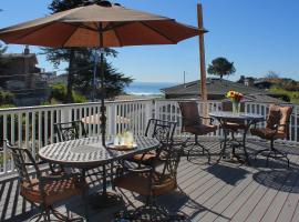 Ocean Echo Inn & Beach Cottages, boutique hotel in Santa Cruz