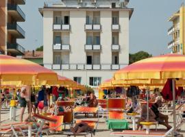 Hotel Cosmopolita, hotel a Rimini, Viserba