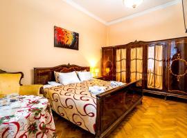 V Park Hotel, hotel near Turtle Lake, Tbilisi City