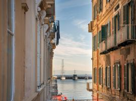 Regina Elena, hotel in Naples