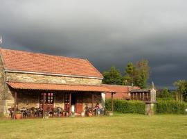 Camping Fragadeume, campsite in Monfero