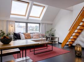 Edville Studio, hotel in Ghent
